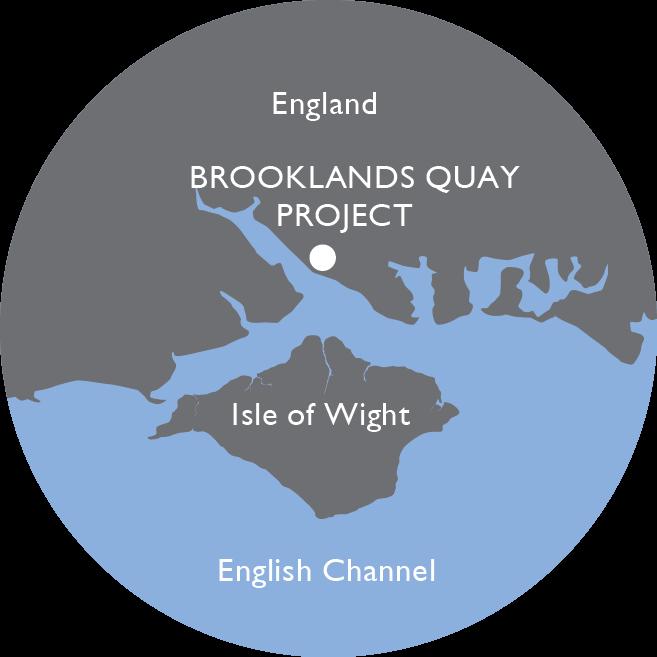 Brooklands Site Map