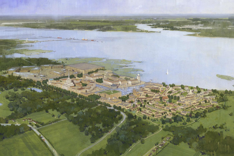 Fawley Waterfront Scheme