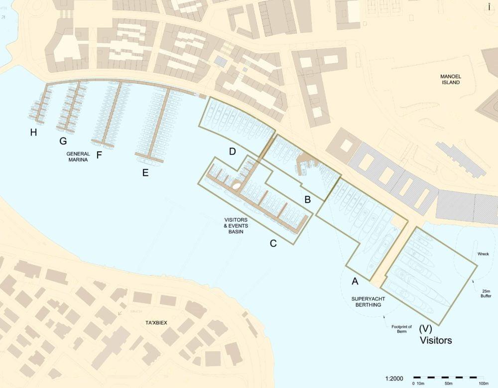 Manoel Island Marina