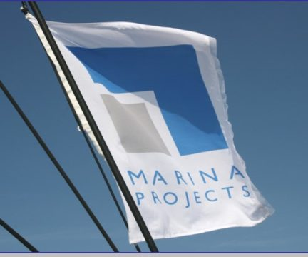 Marina Projects flag