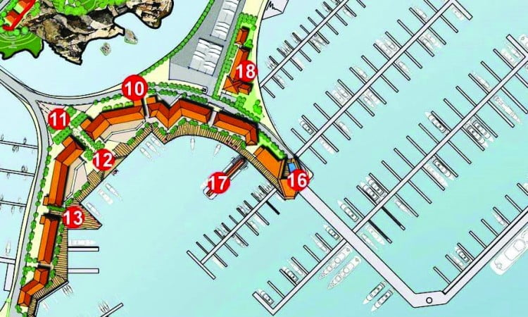 Marina masterplanning and design