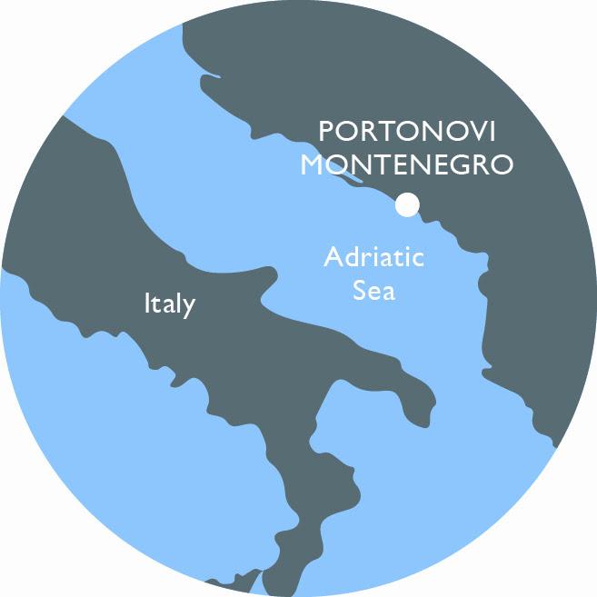 Portonovi Montenegro project case study