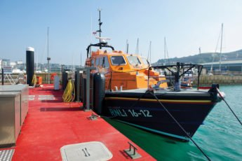 Jersey Lifeboat