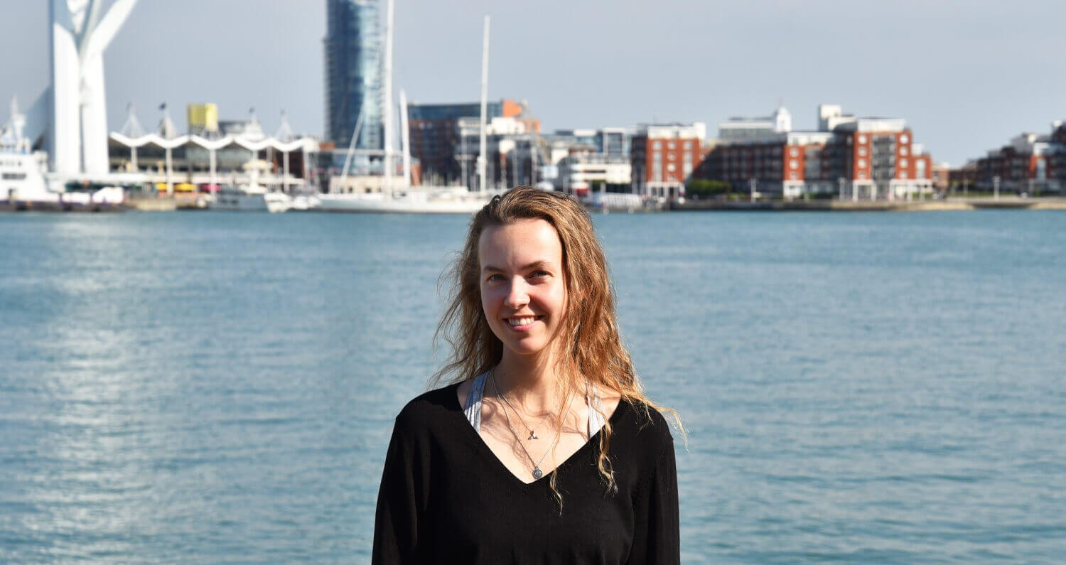 New Junior Project Manager - Lydia Harvey