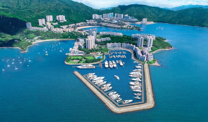 Marina Development Lantau Yacht Club