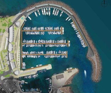 Paralimni Waterfront Development