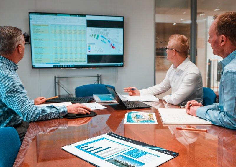 Business Planning for marina design