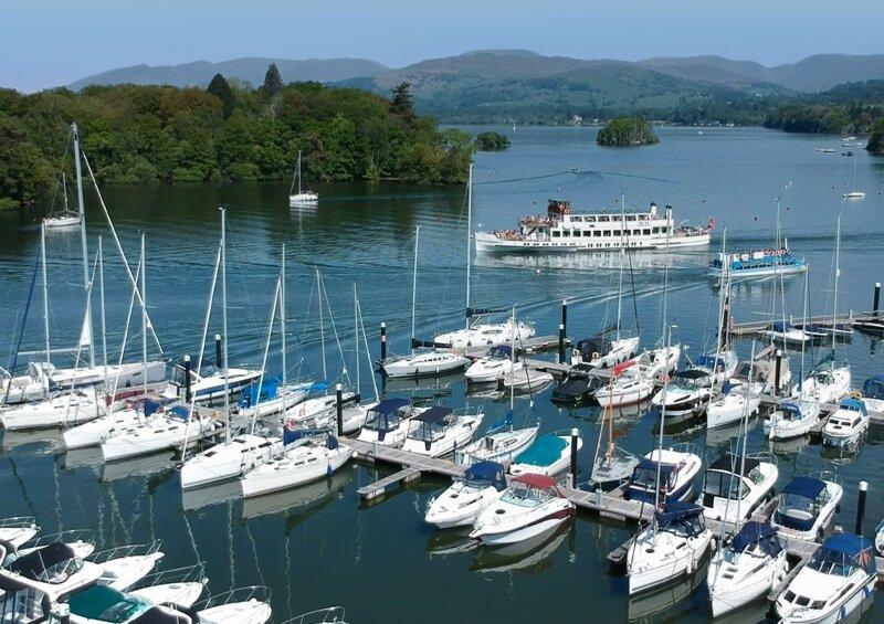 Environmental and Legislative Advice for marina design