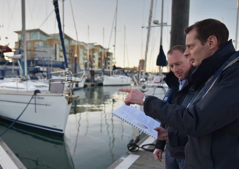 Operational Management marina development