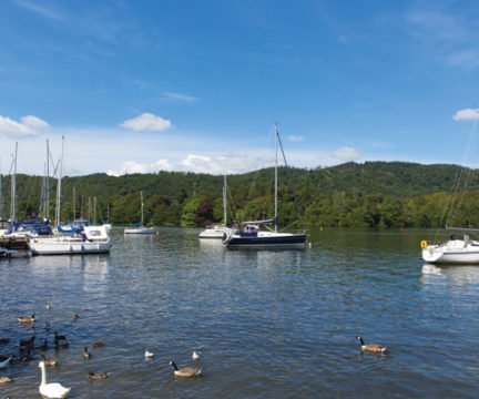 Windermere quays