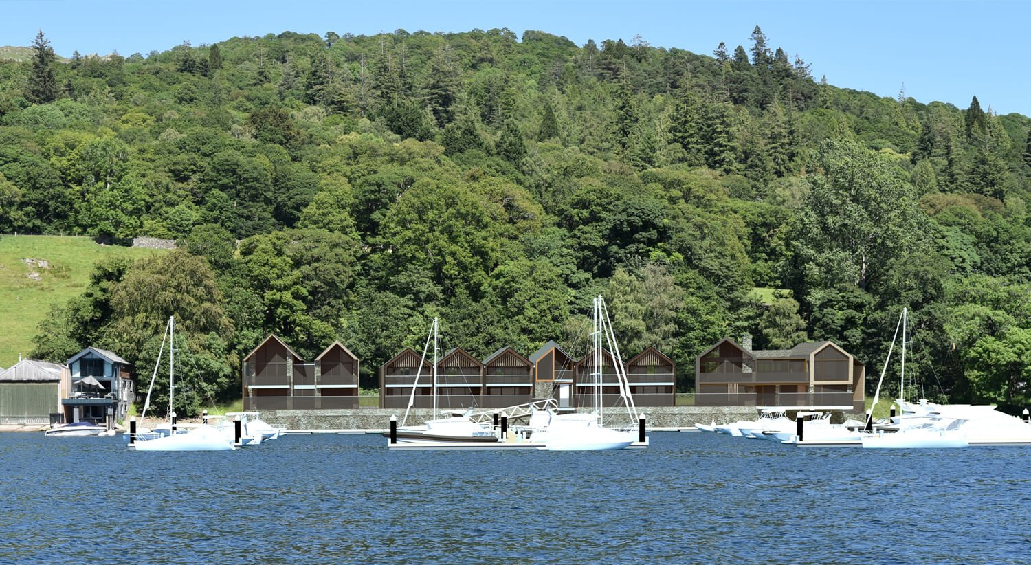 Waterhead Lake Windermere